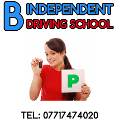 B Independent Driving School Cannock